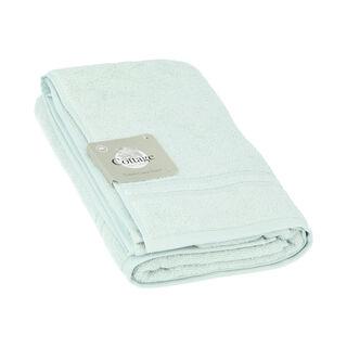 منشفة استحمام 70*140 لون ثلجي من كوتاج
