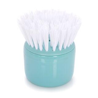 Alberto Scrubbing Brush Blue Color
