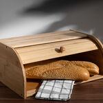 Alberto Bamboo Bread Bin image number 3