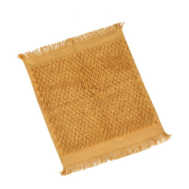 Face Towel Prestige Mustard image number 1