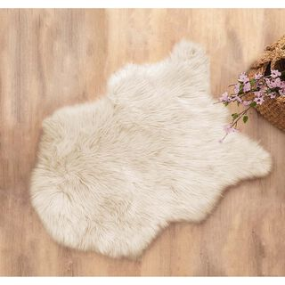 Cottage Faux Fur Stone 80X150 Cm