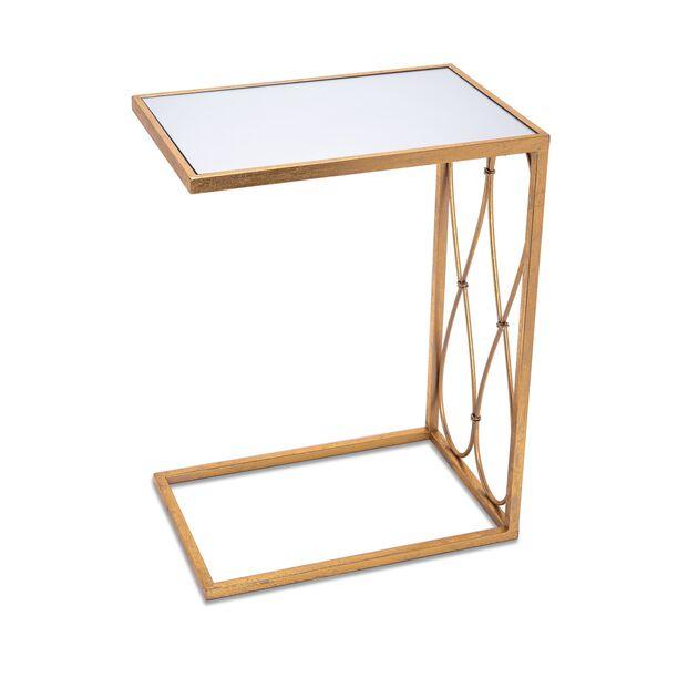Side Table Metal Gold image number 1