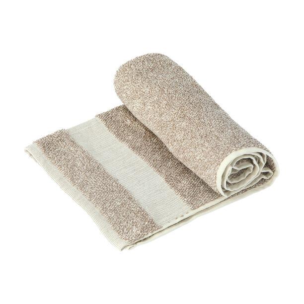 Melanga Yarn Dyed Guest Towel 50*90 Cm image number 0