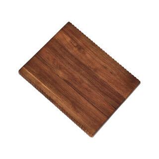 Acacia Wood Cutting Board Walnut