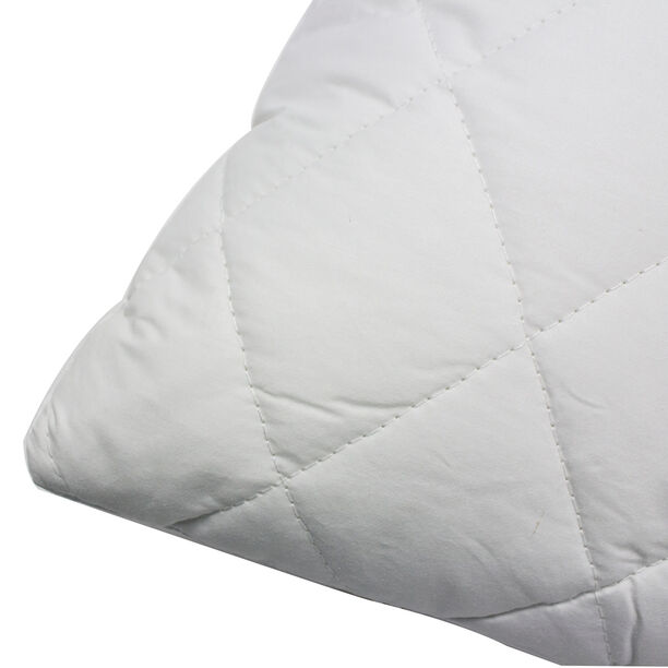 DiamondQuiltedCover Pillow image number 1