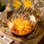 Alberto Deep Snack Bowl With Two Dipping Bowls image number 0