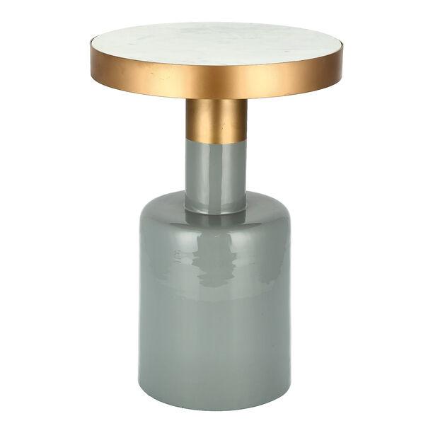 طاولة جانبية رخام image number 0