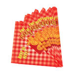 20 Pieces Paper Fries Bag image number 1
