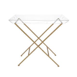 Acrylic Butler Table