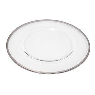 طبق لاسفل صحن المائدة