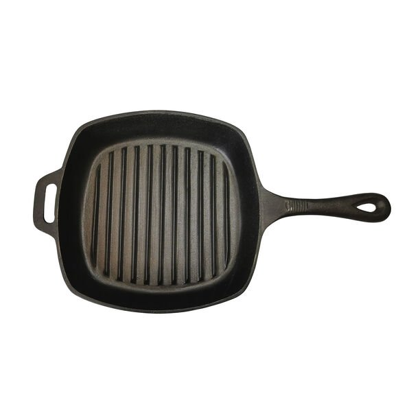 Cast Iron Grill Pan image number 1