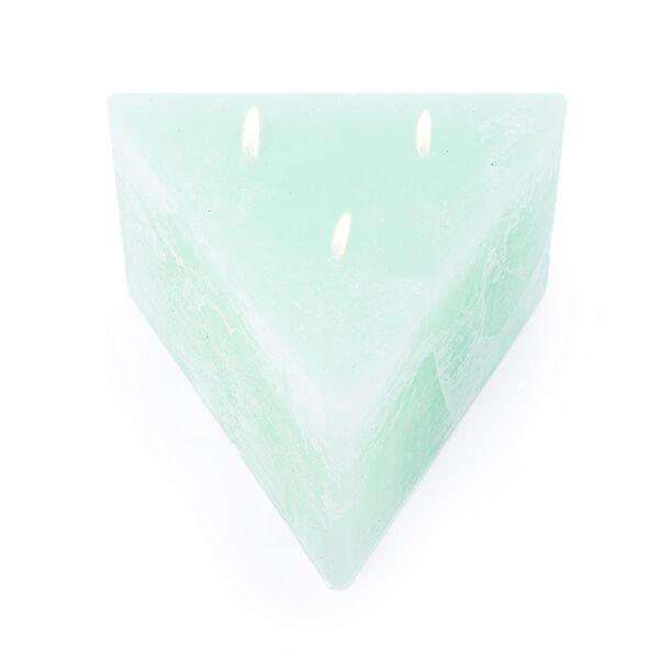 Pillar Candle Shaped Lavender 17X10 Cm image number 2