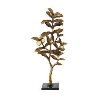 شجرة صنوبر صناعية بقاعدة من الاكريلك