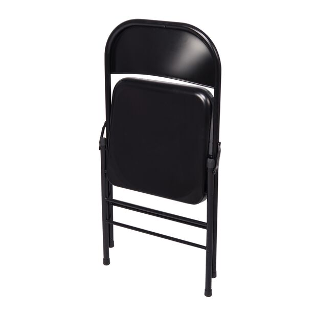 Folding Chair Black image number 2