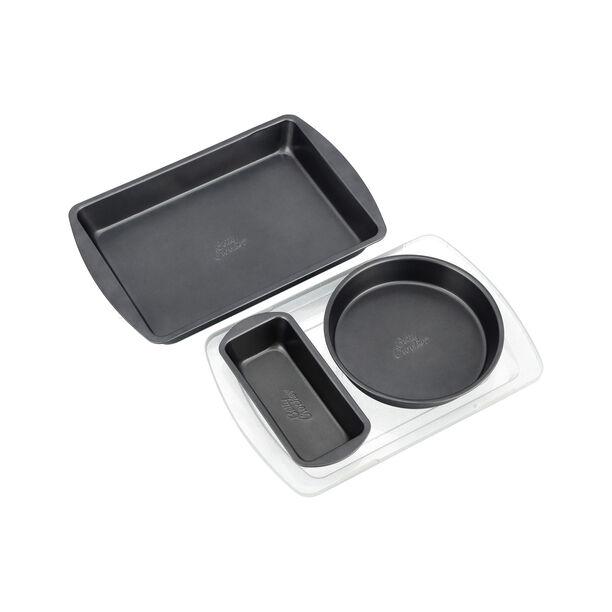3Pcs Non Stick Baking Set image number 1