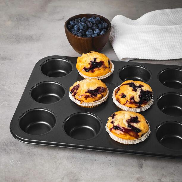Betty Crocker Muffin Pan Nonstick 12 Muffins image number 0