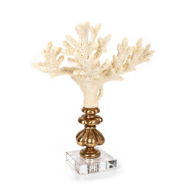 Home Accent Coral Cream And Gold image number 0