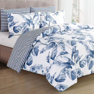 6 Pcs Comforter King Size Set Penelope