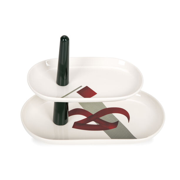 Arabgraph 2 Tier Cake Stand image number 3