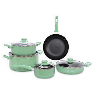Alberto Non Stick Cookware Set 9 Pieces