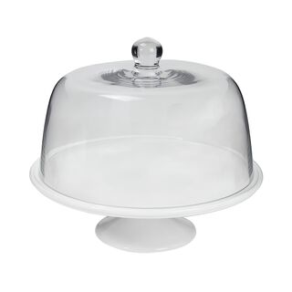 La Mesa Footed Dome Cake Stand.