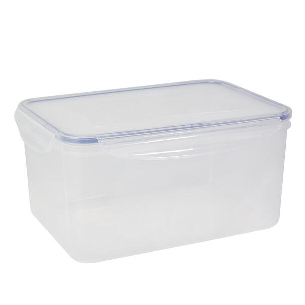 حافظة طعام بلاستيك مستطيل سعة 5.2 لتر من البرتو image number 0