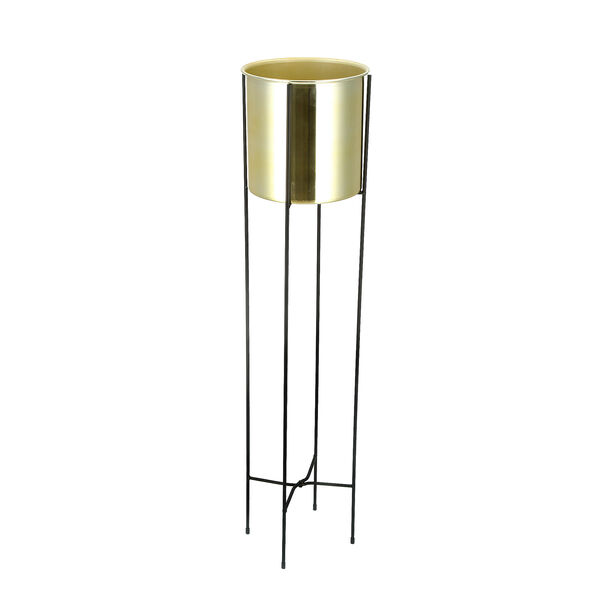 Planter Metal With Stand image number 0
