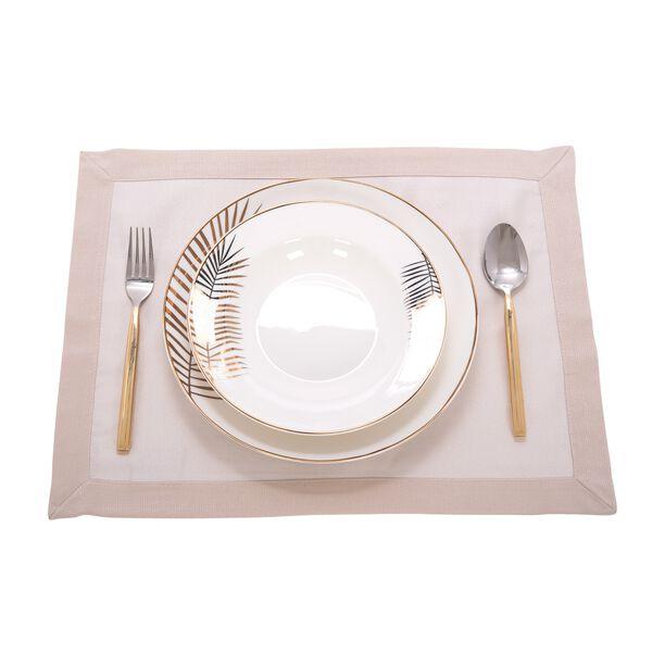 طقم لبادات المائدة قطعتين من سينثيا  image number 1