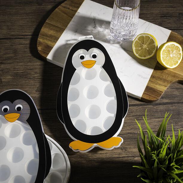 Snips Plastic Ice Mould Penguin Shape  image number 0