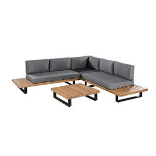 3 Pcs Corner Sofa Set Baston