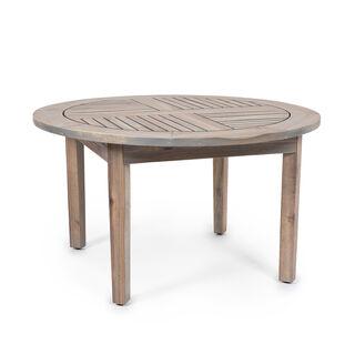 طاولة جانبية سانتوريني