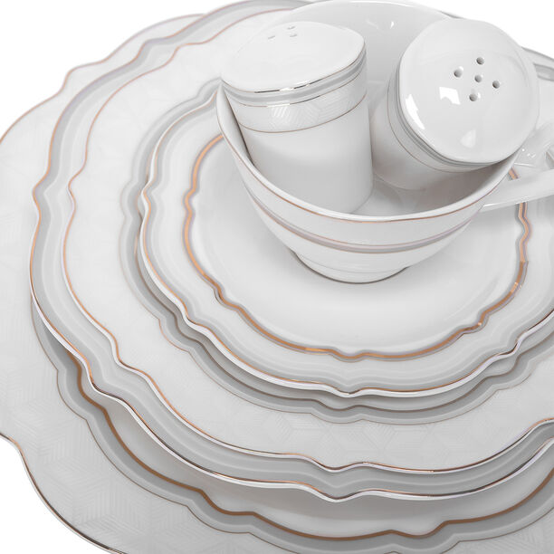 32 Pcs Porcelain Dinner Set image number 3